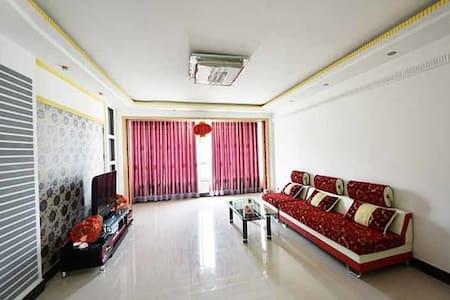 敦煌沙洲御景三室一厅整租 - Wohnung