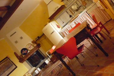 Close to Rapallo & Portofino Mount - Apartment