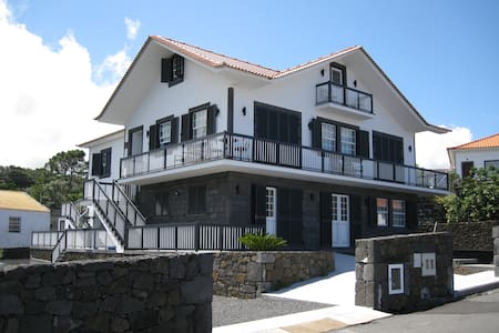 Pico azores. ocean front rental - Appartement
