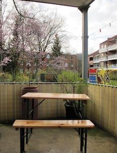 Ruhig und prima Anbindugen - Hamburg - Apartment