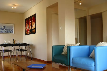 Modern bright flat in San Telmo