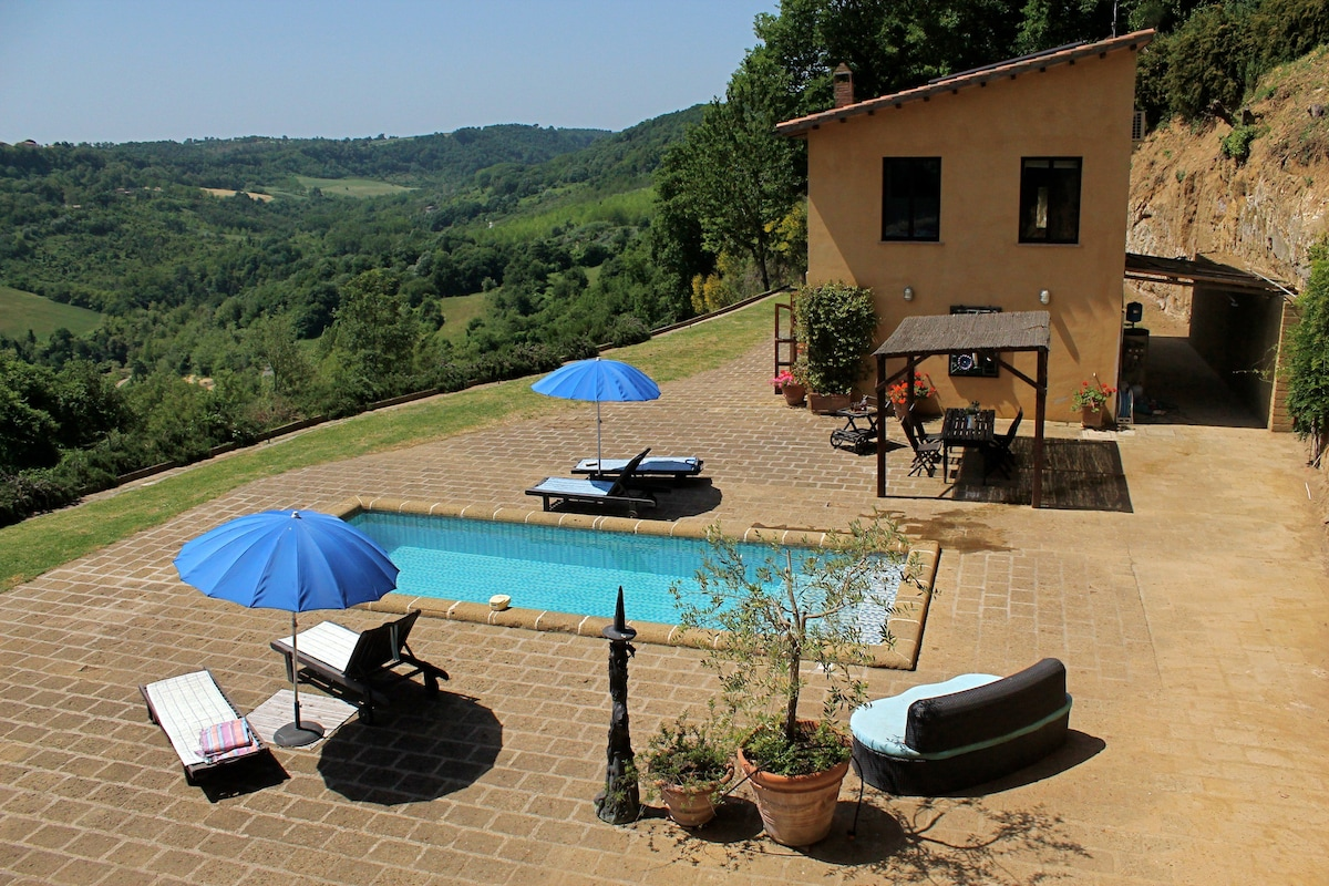 Apartments in Orvieto