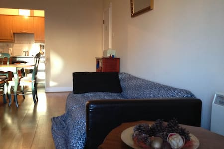 Our cozy couch is perfect to who wants to enjoy Dublin in a cheapest way with all facilities around. Situated in a quiet 3 bedroom home in D8, south Dublin. Enjoy a fully equipped kitchen & easy access to the LUAS, Dublin Bike & bus.