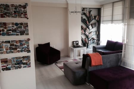 Luxury 1+1 suite in Konyaalti