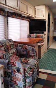 Classy and Cozy Apartment on Wheels - Crete - Camper