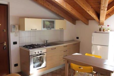 Accogliente bilocale mansardato - Cavallasca  - Apartment