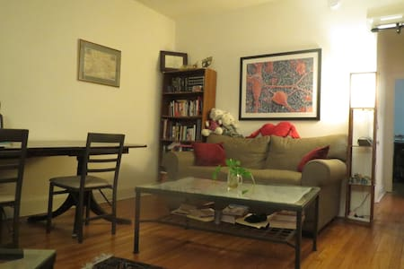 Airy One-Bedroom with Balcony - Bala Cynwyd - Wohnung