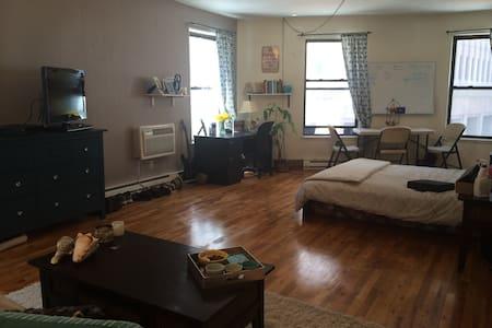 Spacious Studio in Lower Manhattan
