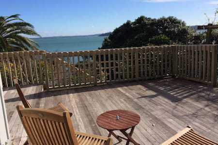 Close to city, beautiful sea views - Auckland - Apartment