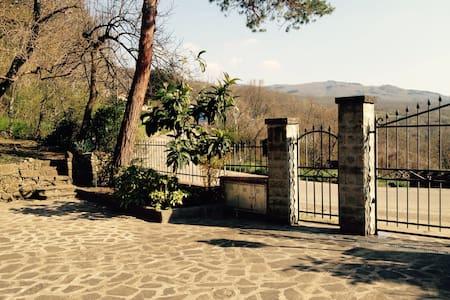 Splendida casa tra Bibbiena e La Verna. - Apartment