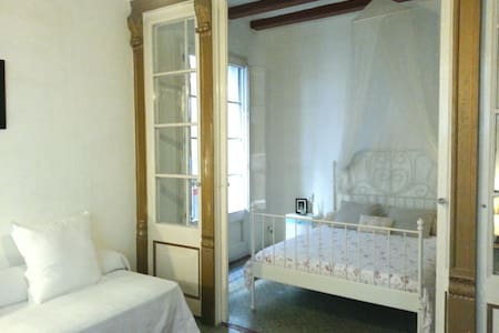 Charming room at Gothic Quarter! - Barcelona - Wohnung