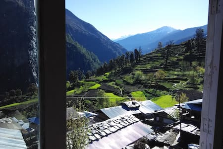 Himalayan Homestay Uttrakhand - House