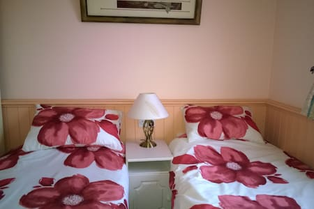 Cosy room on Dingle Harbour. - Dingle - House