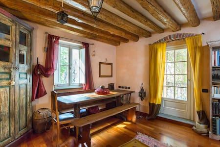 Casa d'epoca nel centro di Aosta  - Aosta - Flat