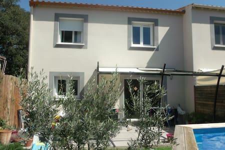 Chambre entre Montpellier et Sète