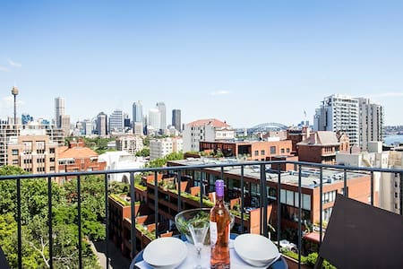 Potts Point Luxury Apartment Spectacular Views - Wohnung