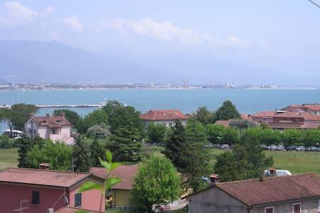 Casa colonica fine '800 vista mare - Apartment