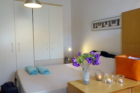 Cosy studio in the old town centre - Ravenne - Appartement