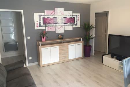 Appartement 65m² Thonon-les-Bains centre - Thonon-les-Bains - Huoneisto