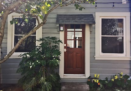 Cozy Garden Cottage - San Francisco - Cabin