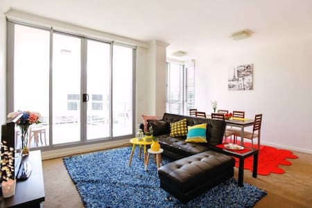DeluxeEnsuiteRoom-best location CBD - Haymarket - Appartement