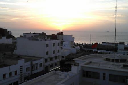 Beau 3 pièces avec vue sur mer - Safi - Apartment