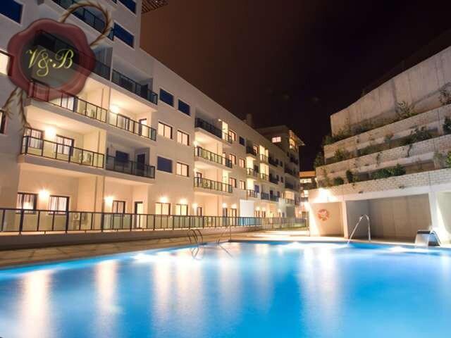 Лучший отель аликанте испания