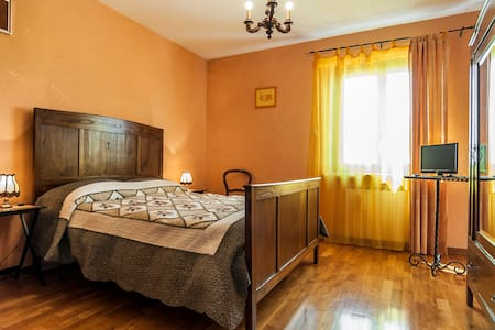 Casal dei Papi B&B camera mat - Bed & Breakfast