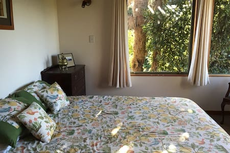 Perfect privacy in Ngunguru hills - Bed & Breakfast