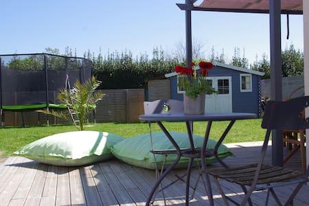 Maison avec jardin - Ev