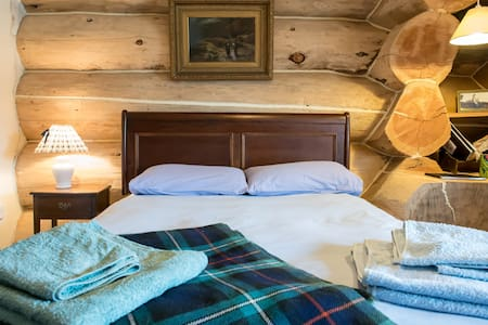 Log home.Cosy double or whole house - Dom