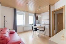 Kleine, aber feine Wohnung für 2