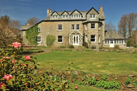 Thornworthy House - Dartmoor - Devon - Rumah