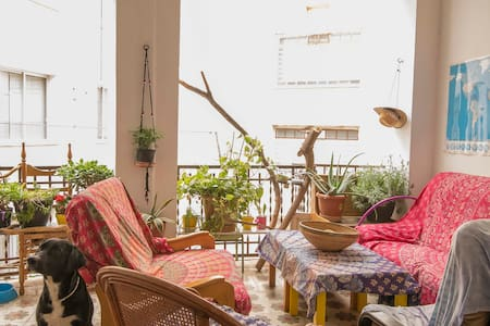 Private Double Room in a Share Apartment - Palma - Apartment