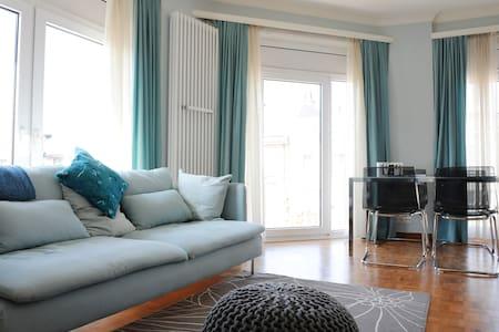 Brussels cozy & bright 1bedroom apt - Lakás