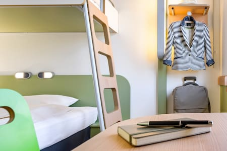 Chambre Cocoon ibis budget - Andere