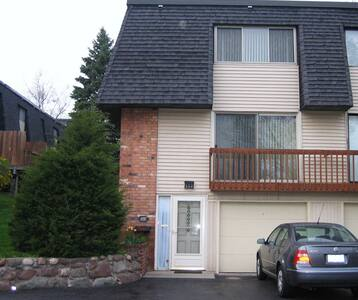 Cozy and spacious Penfield Condo - Rochester - Wohnung