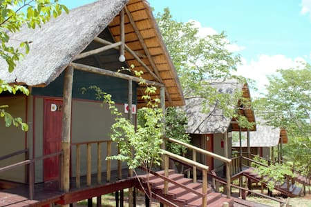 Lion Roars Guest Chalets in Chobe National Park - Kasane - Chalet
