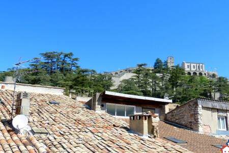 Appartement au cœur de Sisteron - Sisteron - Wohnung