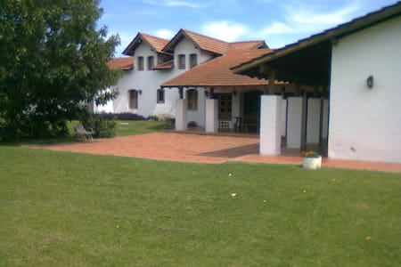 Casa de Campo en Manzanares, Pilar - Buenos Aires - Casa