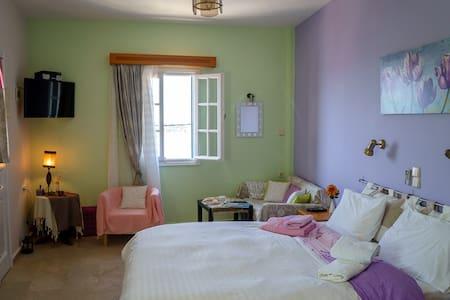 luxury corner brand new honeymoon - Appartement