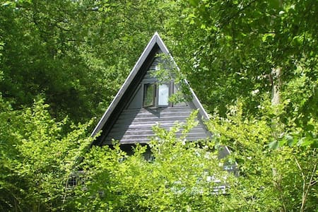 Natuurhuisje met wifi en zwembad - Durbuy - Ház