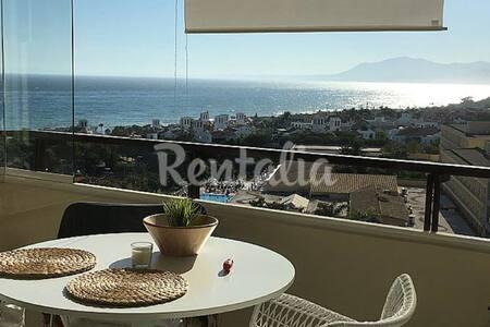 Estudio en ubicación única. Vistas, playa y lujo! - Marbella - Appartement
