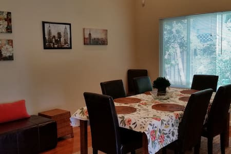 Updated Bay Area Central 2BD/1Bath - Fremont - Dům
