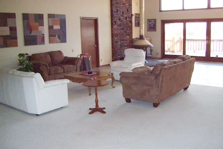 Country Space on a lake in Kansas - Wellington - Bed & Breakfast
