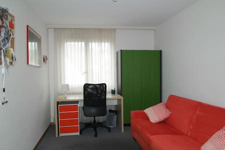Single room near Zurich airport ZRH - Lägenhet