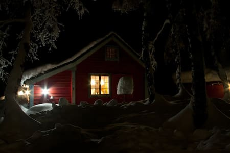 Cozy cabin in Myrkdalen - available this christmas - Vossestrand - Cabaña