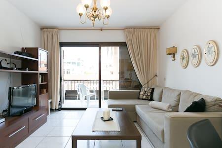 Spacious apartament+centre los Gigantes+free Wi-Fi - Appartement