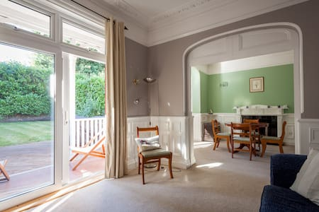 Little Sea - Edwardian garden flat - Huoneisto