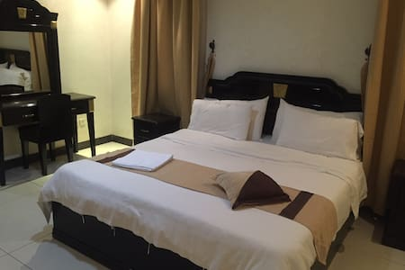 Bazil Hotel Suites - Riyadh - Bungalow